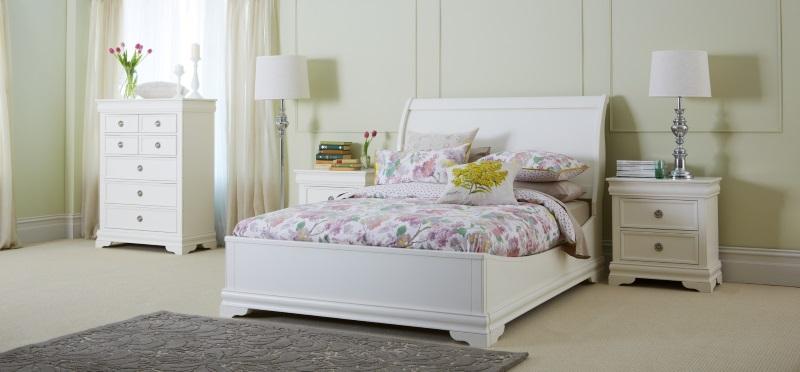 White Bedroom Suite