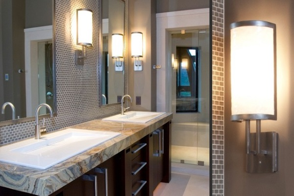 2 Light Bathroom Vanity Light