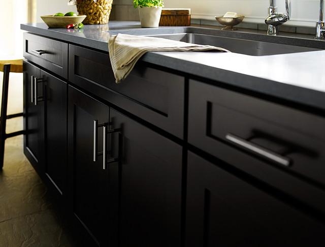 Black Kitchen Cabinet Hardware