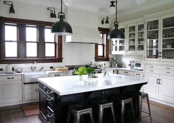 Black Kitchen Lighting