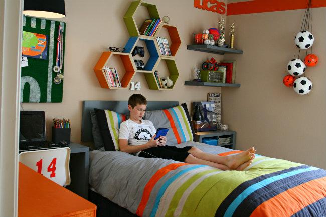 Boys Bedroom Ideas for Small Rooms - Decor Ideas