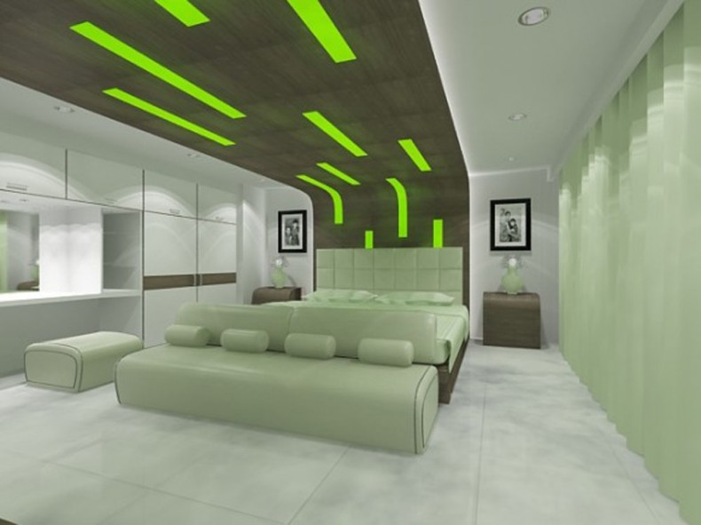 Cool Bedroom Colors