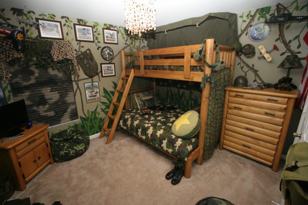 Cool Bedroom Ideas for Boys