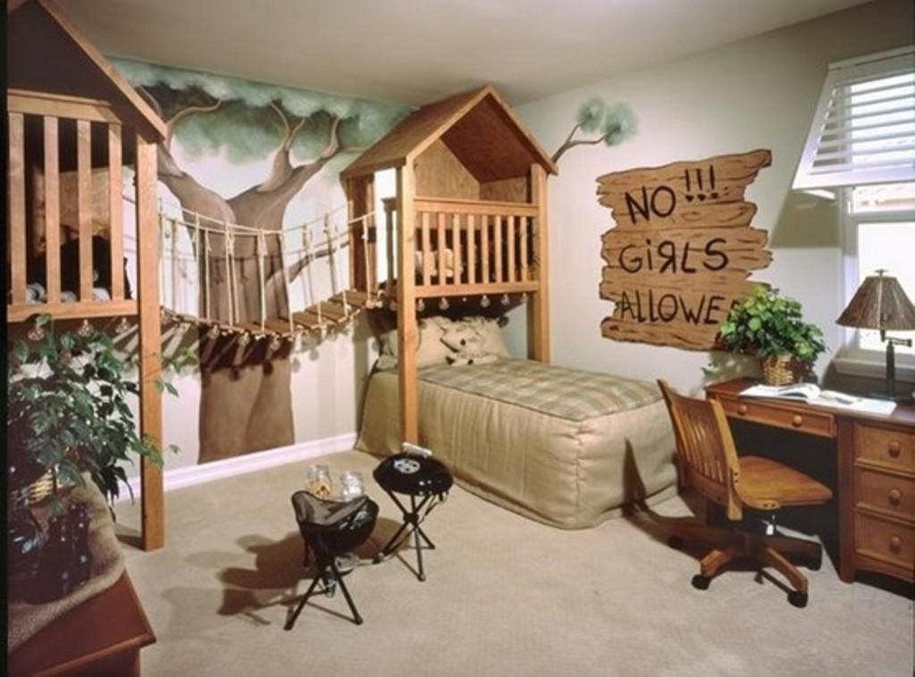 Creative Bedroom Decorating Ideas