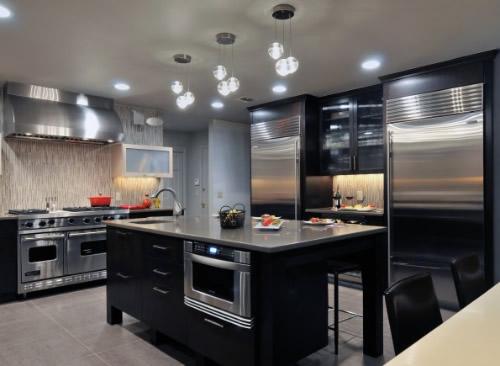 Designer Kitchen Lighting