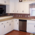 Discount White Kitchen Cabinets