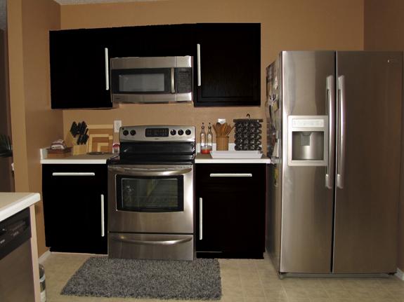 Diy Black Kitchen Cabinets
