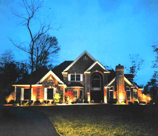 Hampton Bay Landscape Lighting