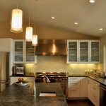 Hanging Light Fixtures for Kitchen