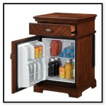 Home Bar Furniture with Fridge