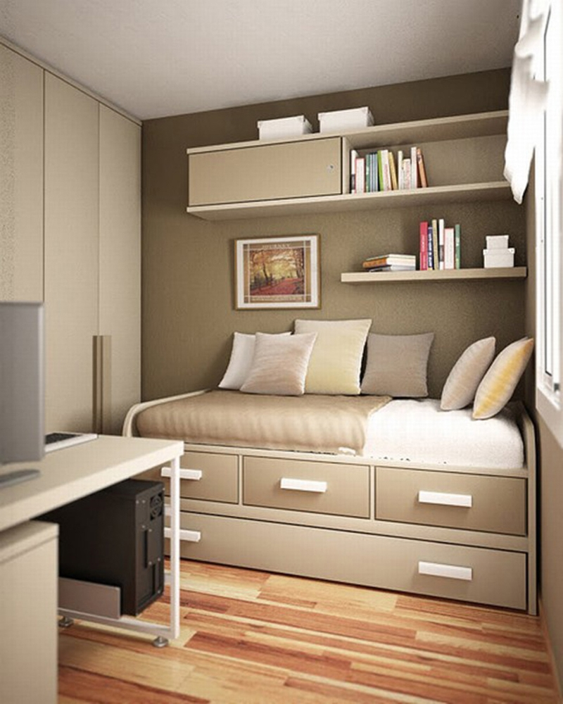 Ideas for Decorating a Small Bedroom