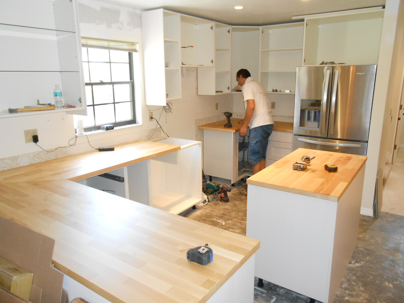 Ikea Kitchen Cabinets Installation
