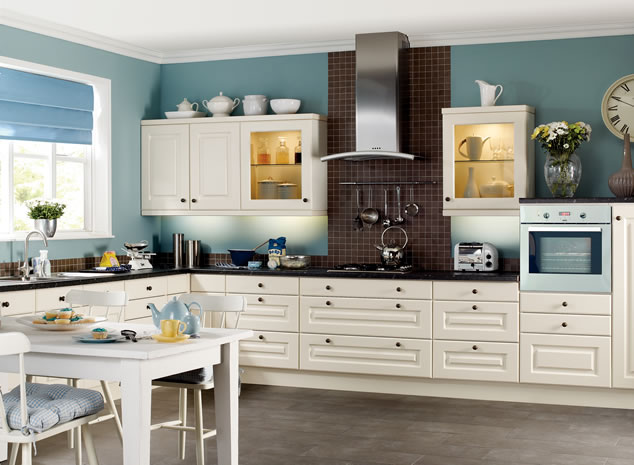 Kitchen Wall Colors With White Cabinets Decor Ideasdecor