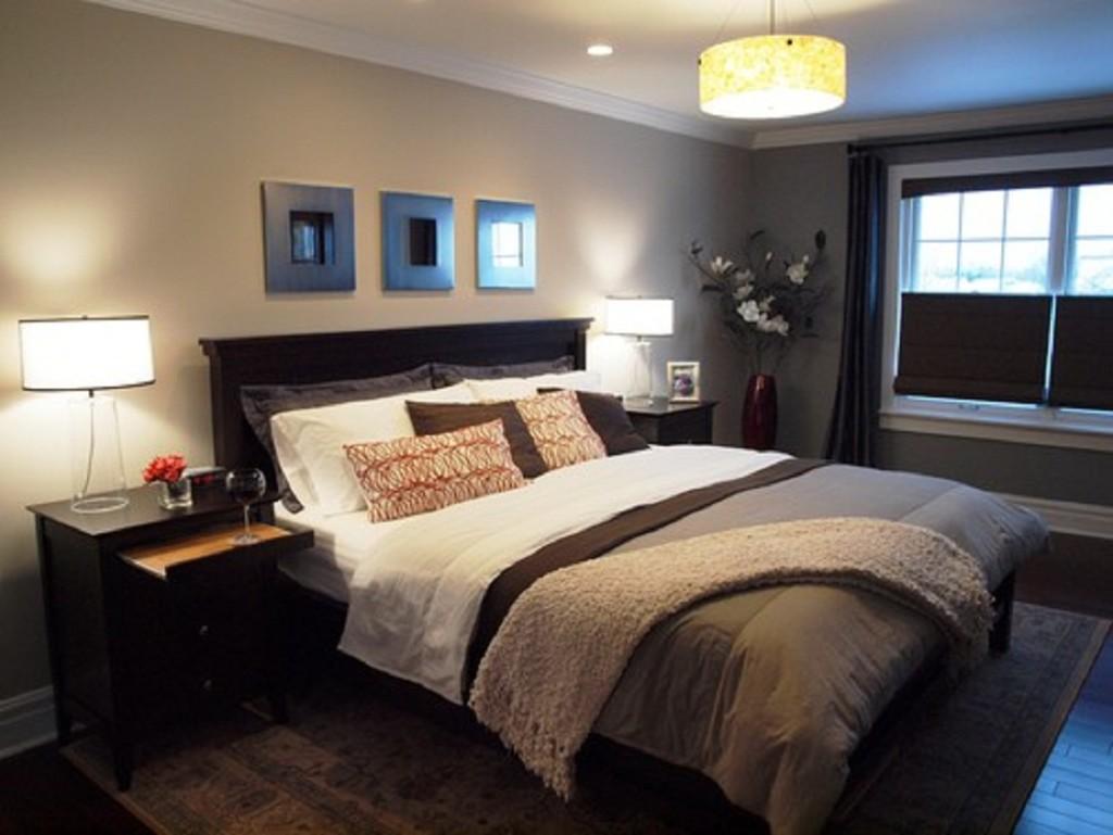 Large Bedroom Decorating Ideas
