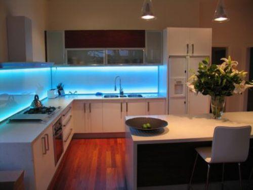Led Under Cupboard Kitchen Lighting
