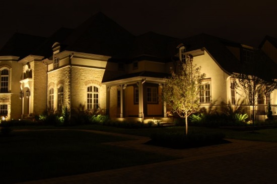 Lighthouse Landscape Lighting
