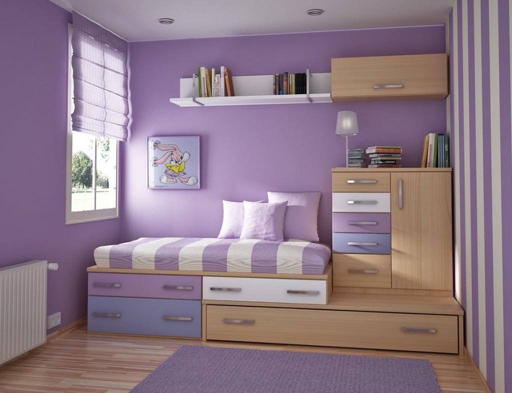 Little Girls Bedroom Ideas on a Budget