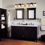 Lowes Bathroom Lighting Brushed Nickel