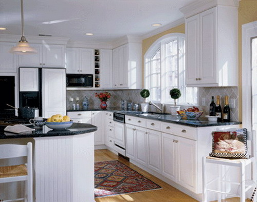 Menards White Kitchen Cabinets
