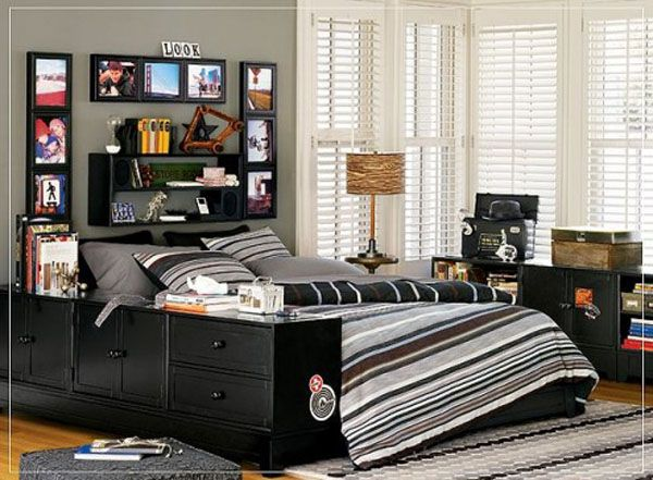 Older Boys Bedroom Ideas