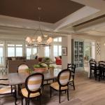 Open Kitchen Dining Room Floor Plans