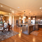 Open Kitchen Floor Plans Pictures