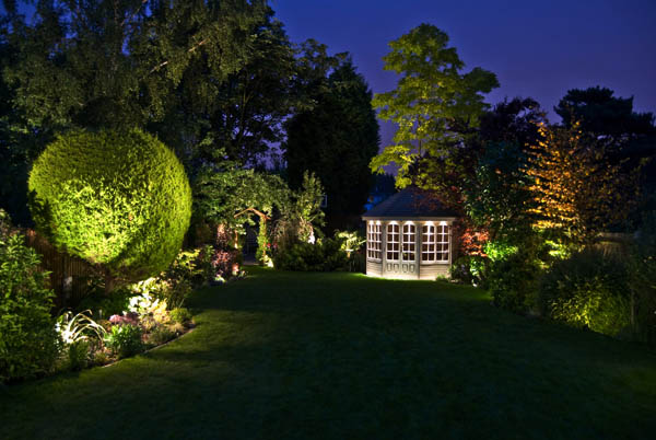 Outdoor Garden Lights