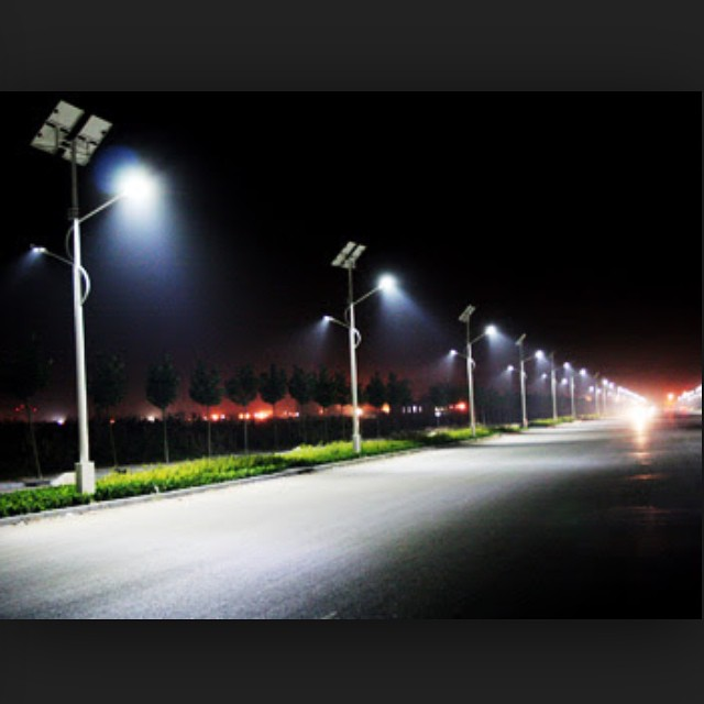 Outdoor Street Lights