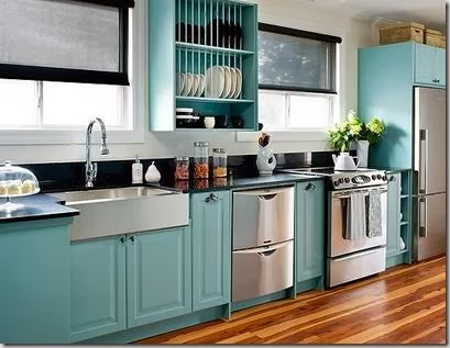 Painting Wall Tiles Kitchen