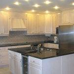 Painting White Oak Kitchen Cabinets