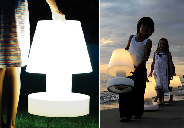 Portable Outdoor Lighting