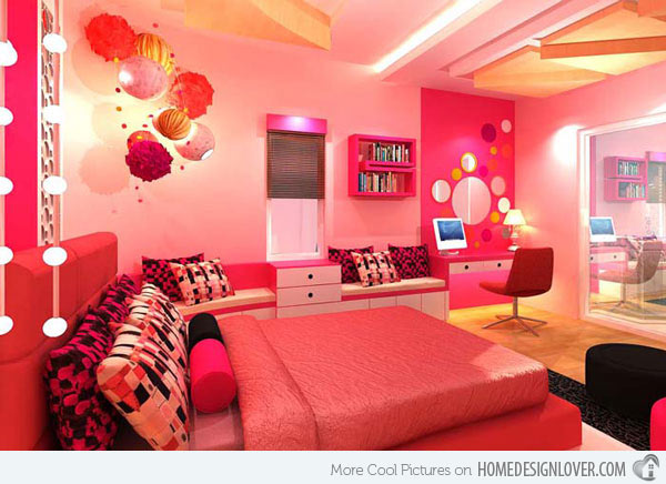 Pretty Girls Bedroom Ideas