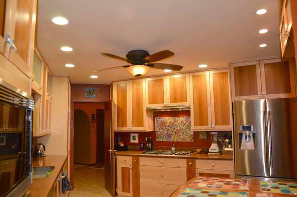 Recessed Kitchen Lighting Design Ideas