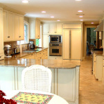 Refinishing Painting Kitchen Cabinets