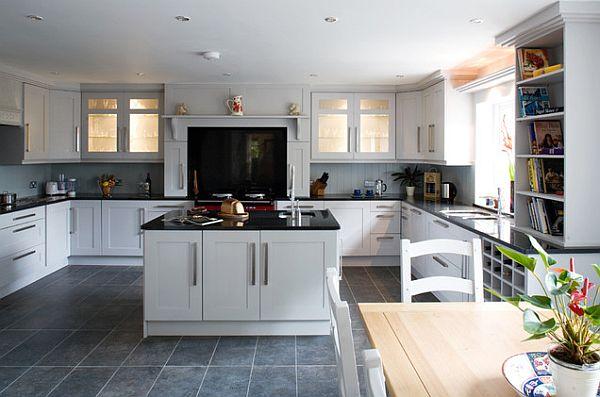 Shaker White Kitchen Cabinets