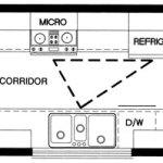 Small Galley Kitchen Floor Plans