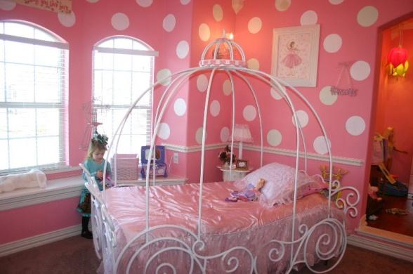 Toddler Bedroom Ideas for Girls
