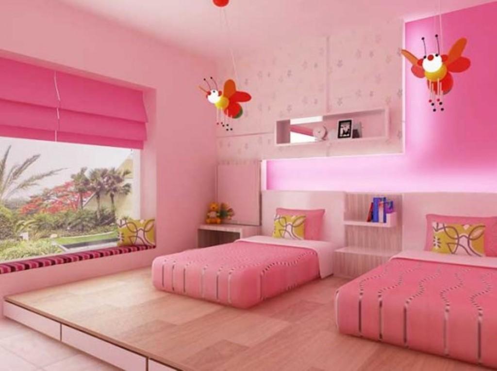 Twin Girl Bedroom Ideas