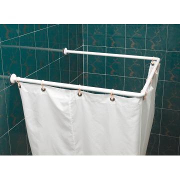 U Shaped Shower Curtain Rods