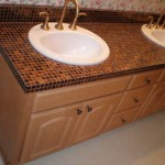Bathroom Countertop Tile Ideas