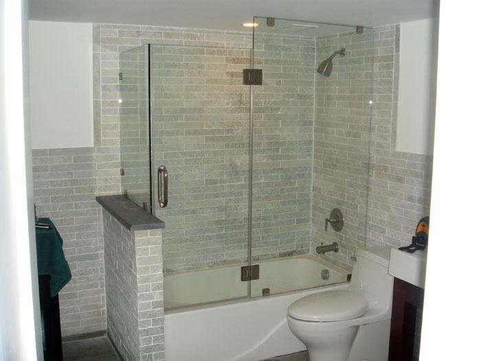 Bathtub Shower Enclosures
