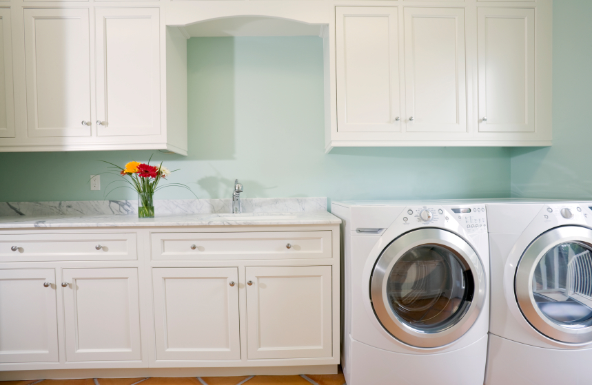 Cheap Laundry Room Cabinets