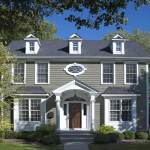 Colonial House Paint Colors