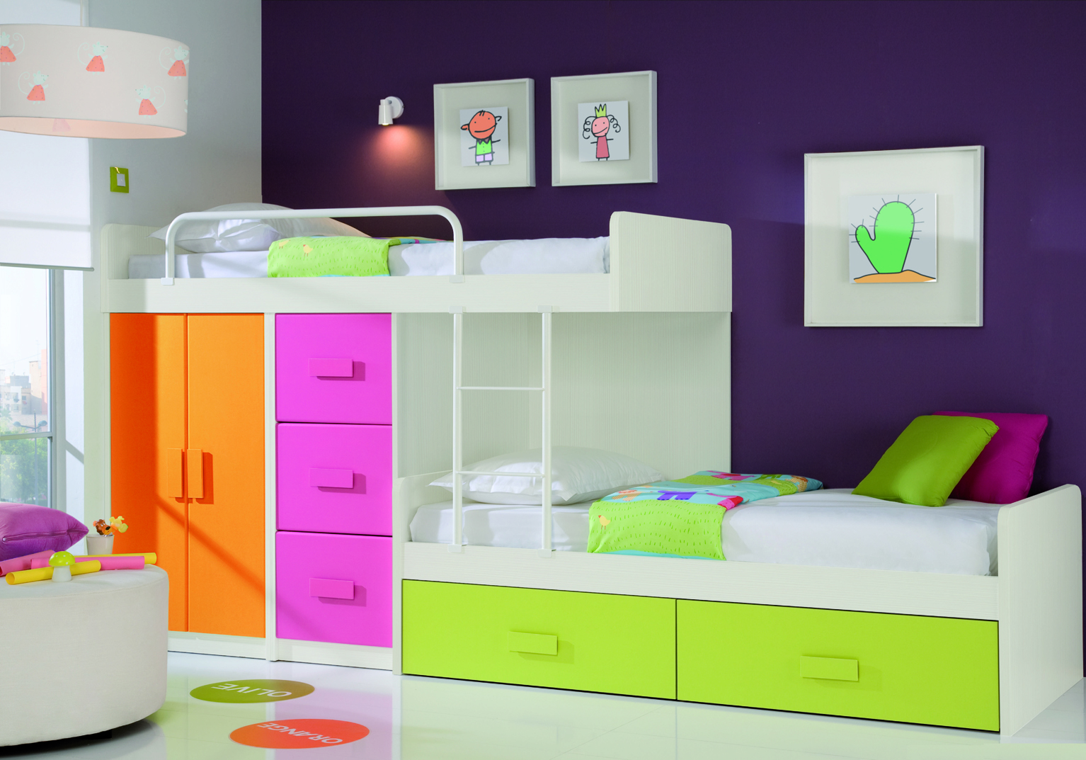 Contemporary Kids Bedroom Furniture NZ - Decor Ideas