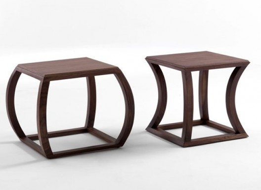 Contemporary Side Tables for Living Room