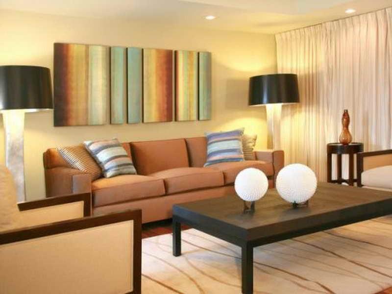 Cozy Living Room Colors