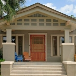 Craftsman House Paint Colors