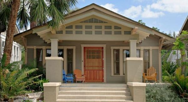 Craftsman House Paint Colors