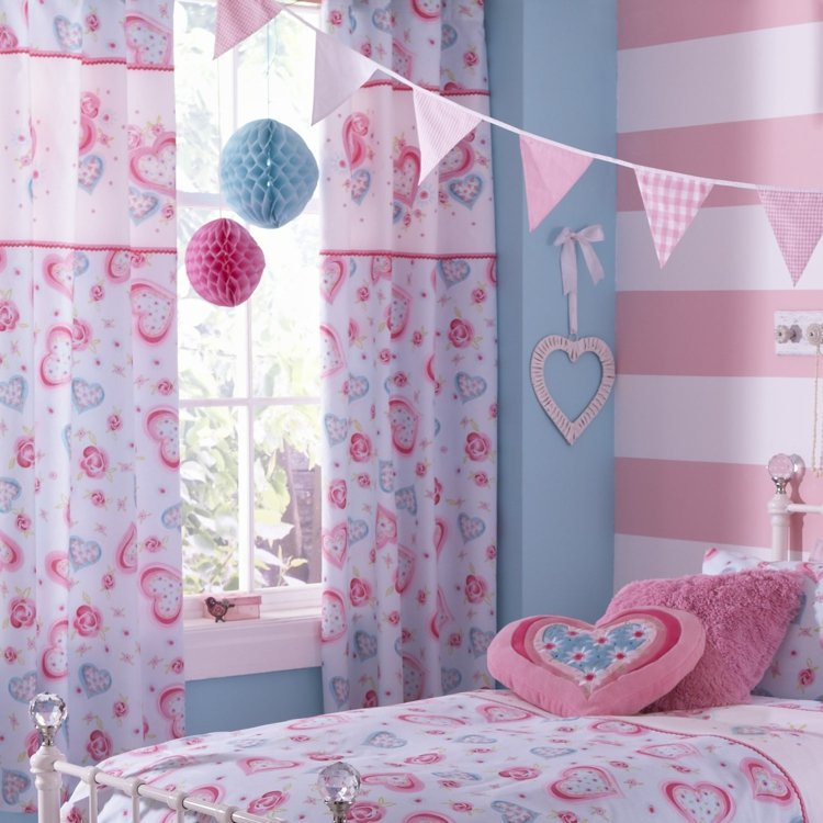 Curtains for Girls Bedroom