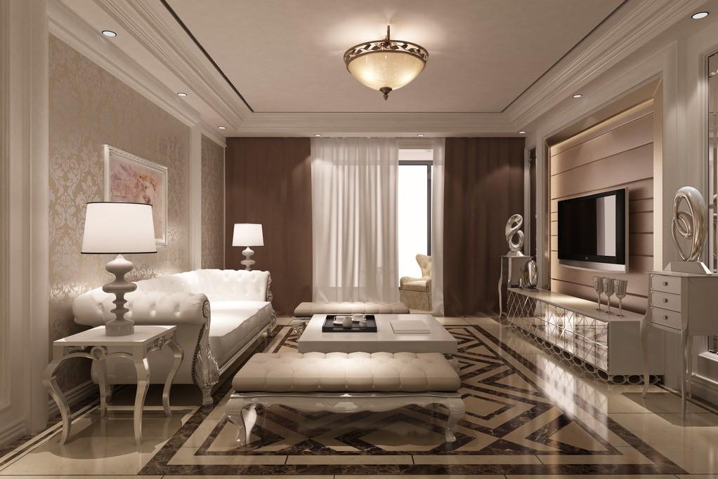 Decorating Living Room Walls - Decor Ideas